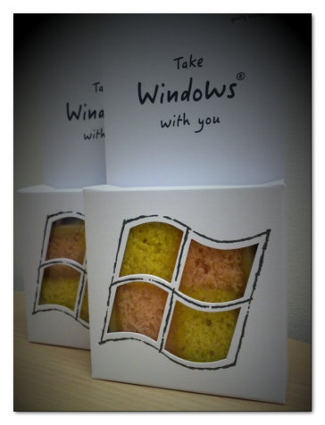 Take windows with you