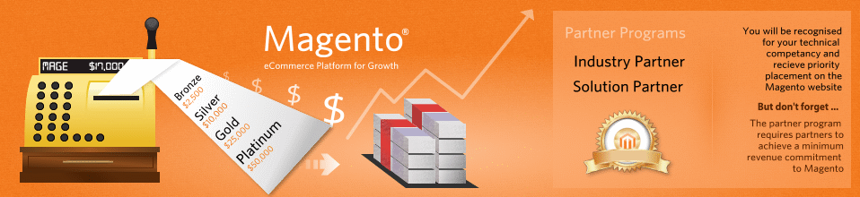 Success through the Magento Partner Program